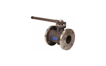 Class 150 Stainless Steel Flanged Ball Valve