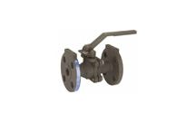 Class 300 Carbon Steel Flanged Ball Valve