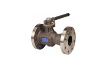 Class 300 Stainless Steel Flanged Ball Valve