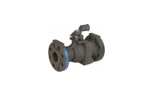 Class 600 Carbon Steel Flanged Ball Valve