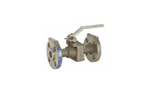 Class 600 Stainless Steel Flanged Ball Valve